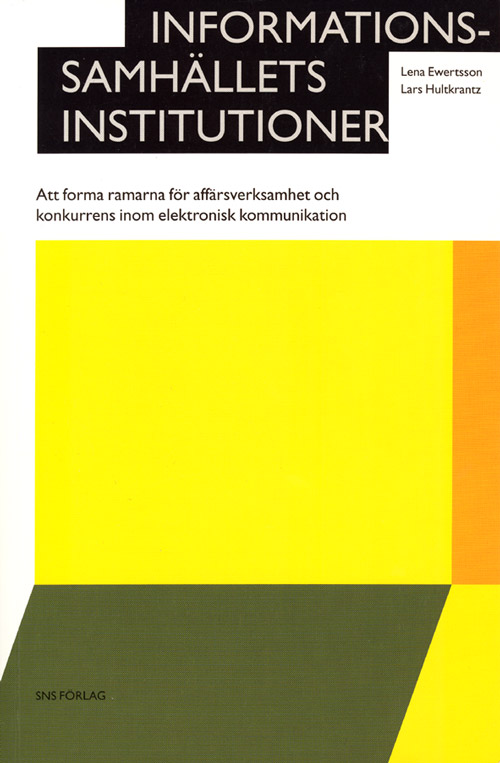 Informationssamhällets-institutioner