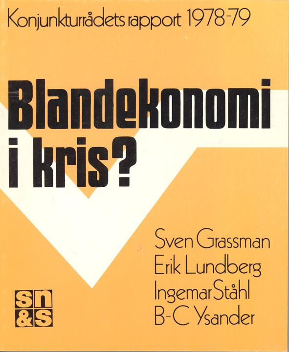 Konjunkturrådets-rapport-1978-79
