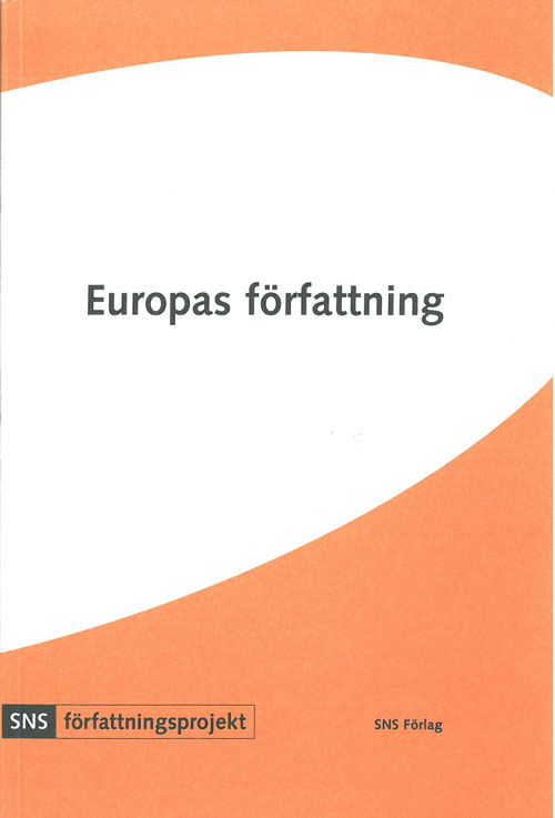 Europas-författning