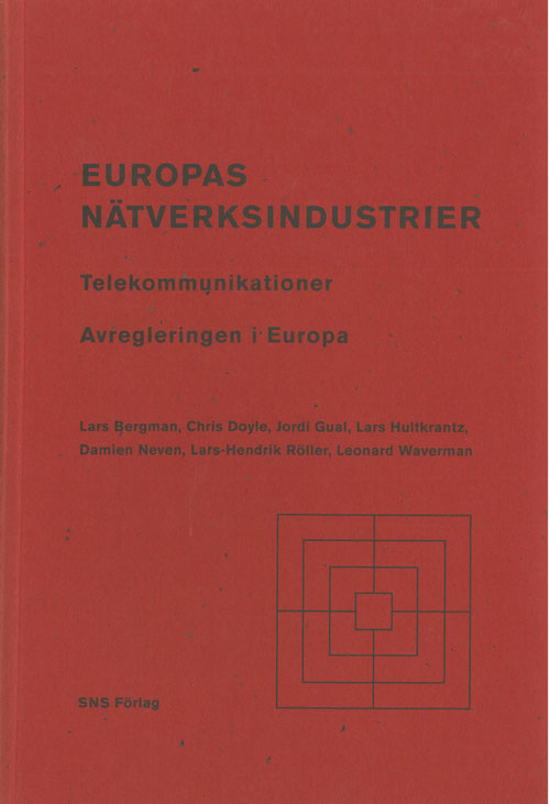 Europas-nätverksindustrier