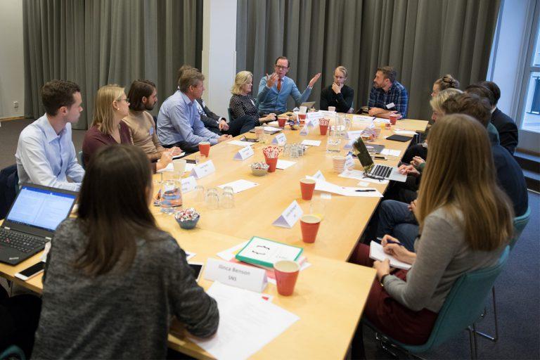 Frukostsamtal på SNS: Hur blir Sverige bäst på e-hälsa?