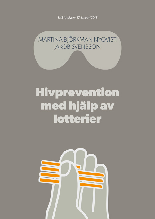 Analys 47 om hivprevention omslag