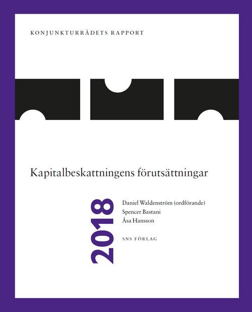 SNS Konjunkturrådsrapport 2018 omslag