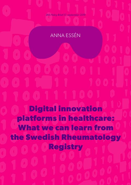 Digital innovation platforms in healthcare