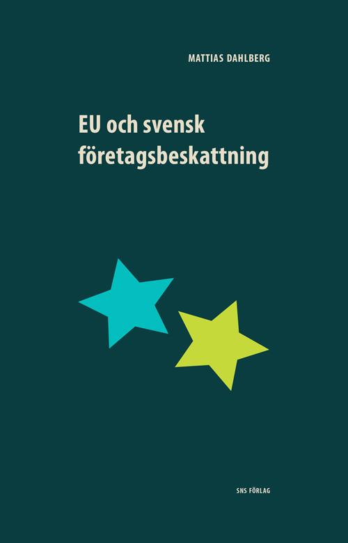 Omslag EU och svensk företagsbeskattning